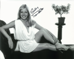 Sally Thomsett ACTRESS genuine signed autograph 8x10 COA